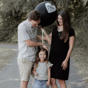 Ashton's Gender Reveal from Eucharisteo Films featured on Nashville Baby Guide!