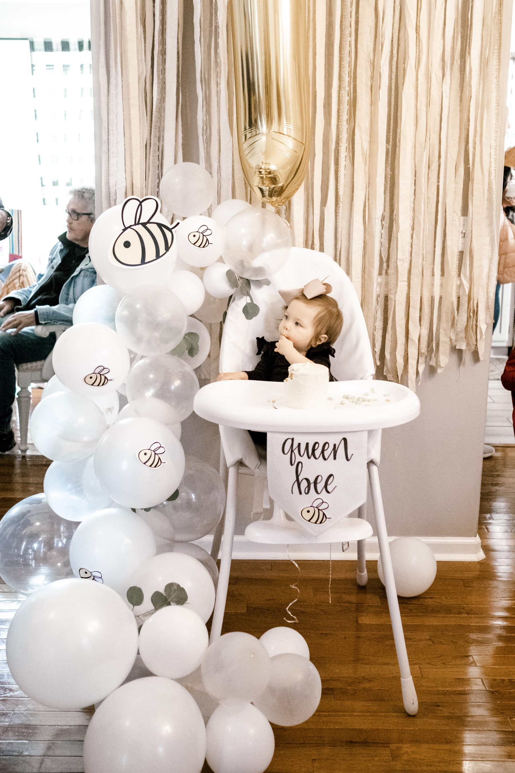 June Belle's First Birthday Party featured on Nashville Bride Guide