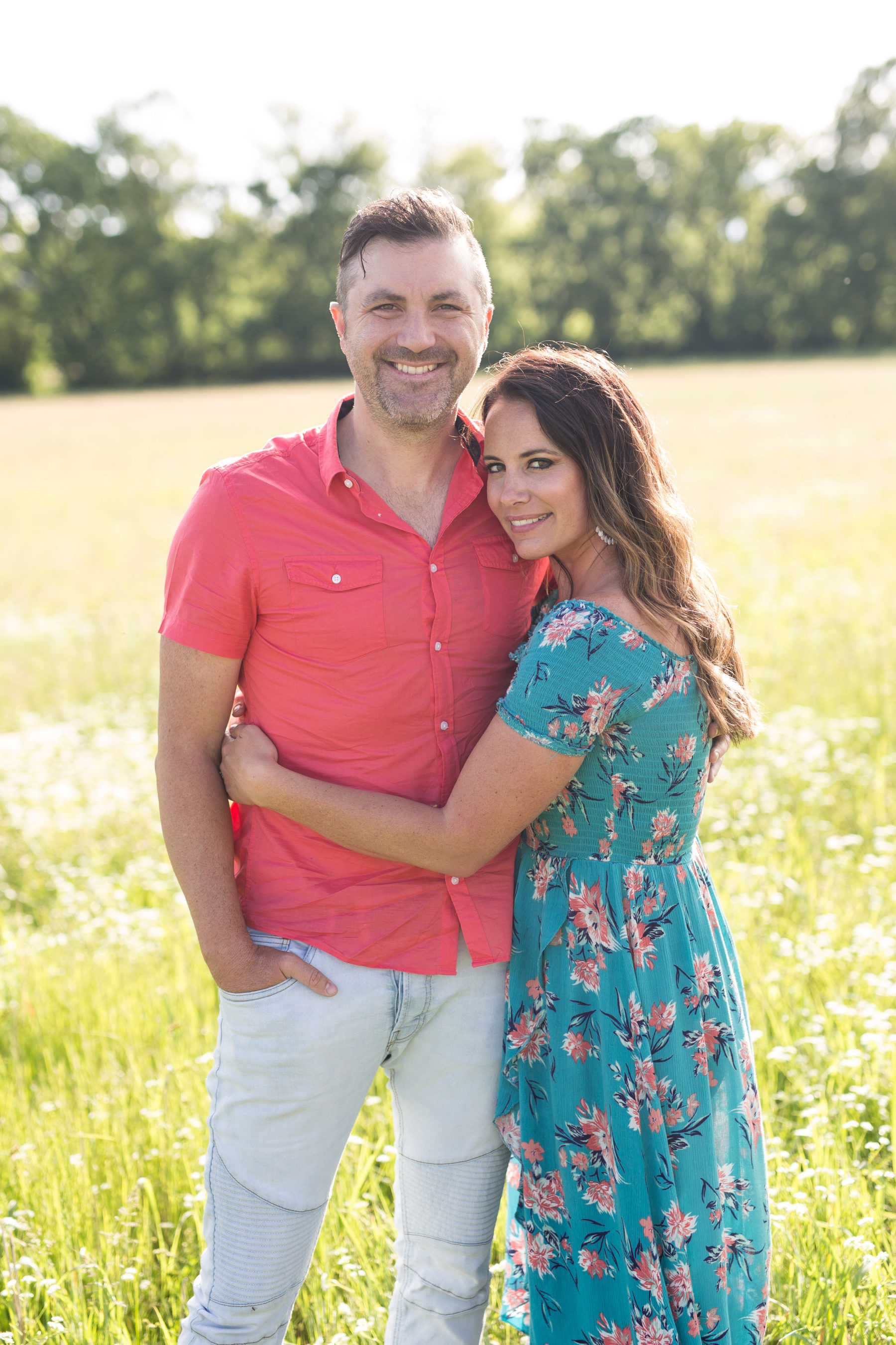 Mini Family Photo Session by Becka Edmonson Photography featured on Nashville Bride Guide!