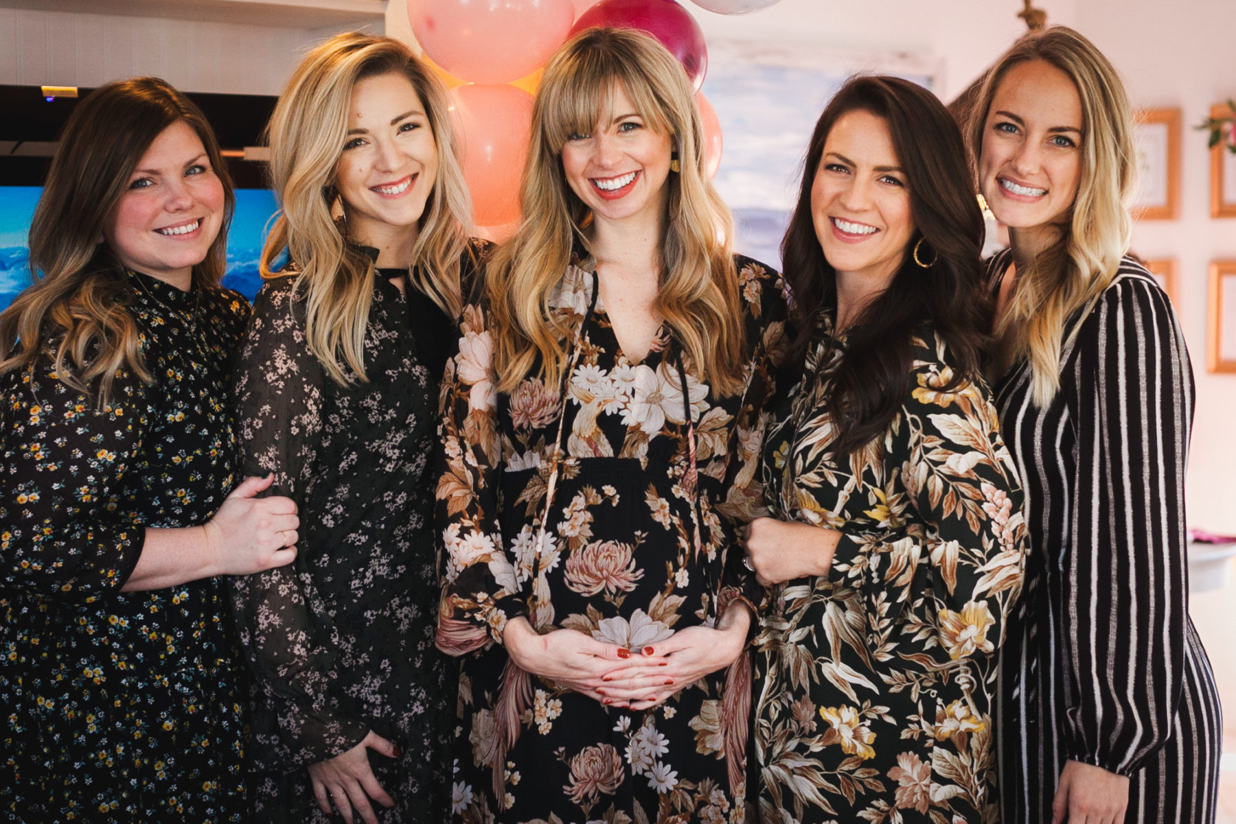 It's A Girl Nashville Baby Shower featured on Nashville Baby Guide