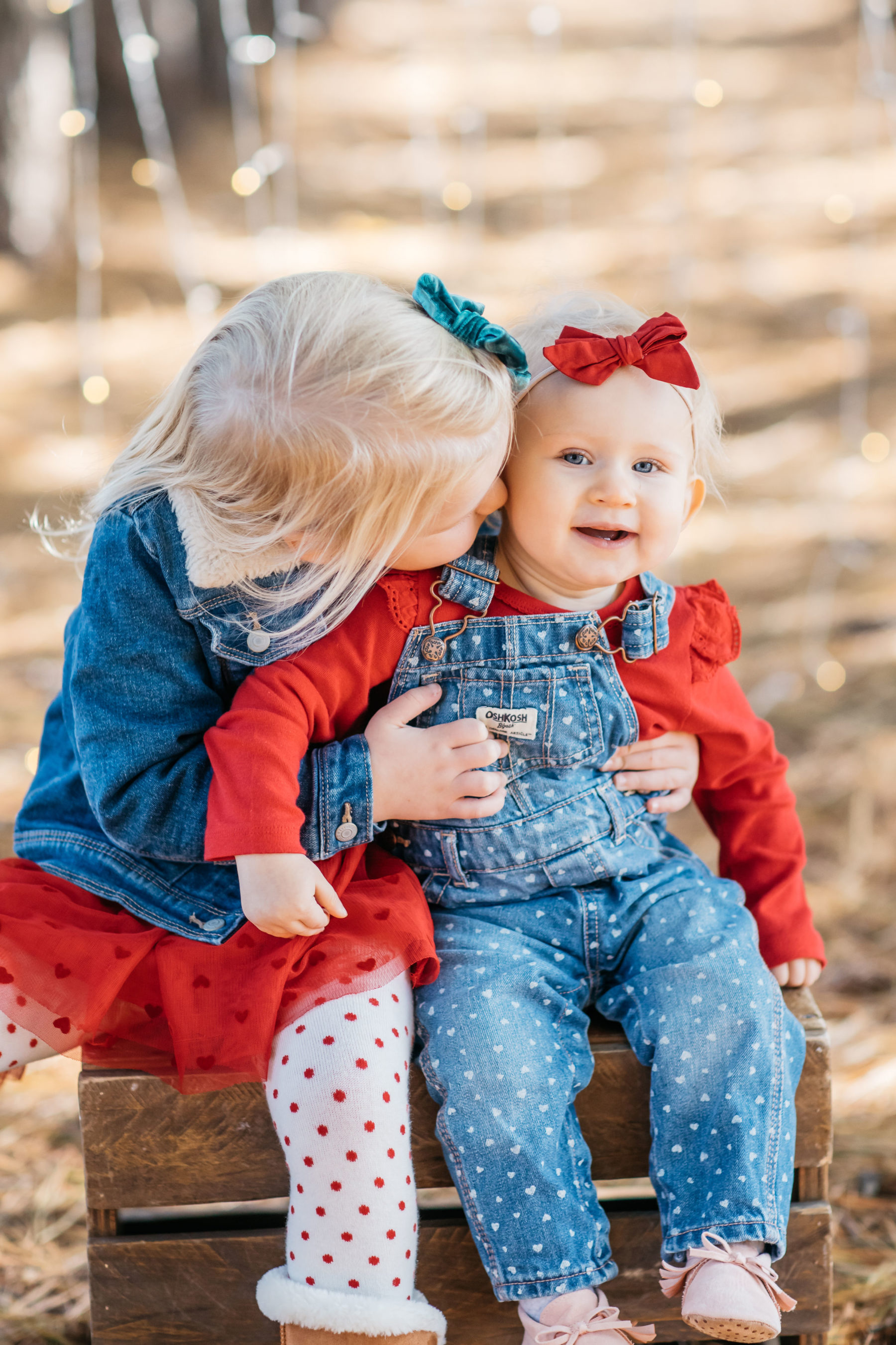 Christmas Photo Ideas featured on Nashville Baby Guide