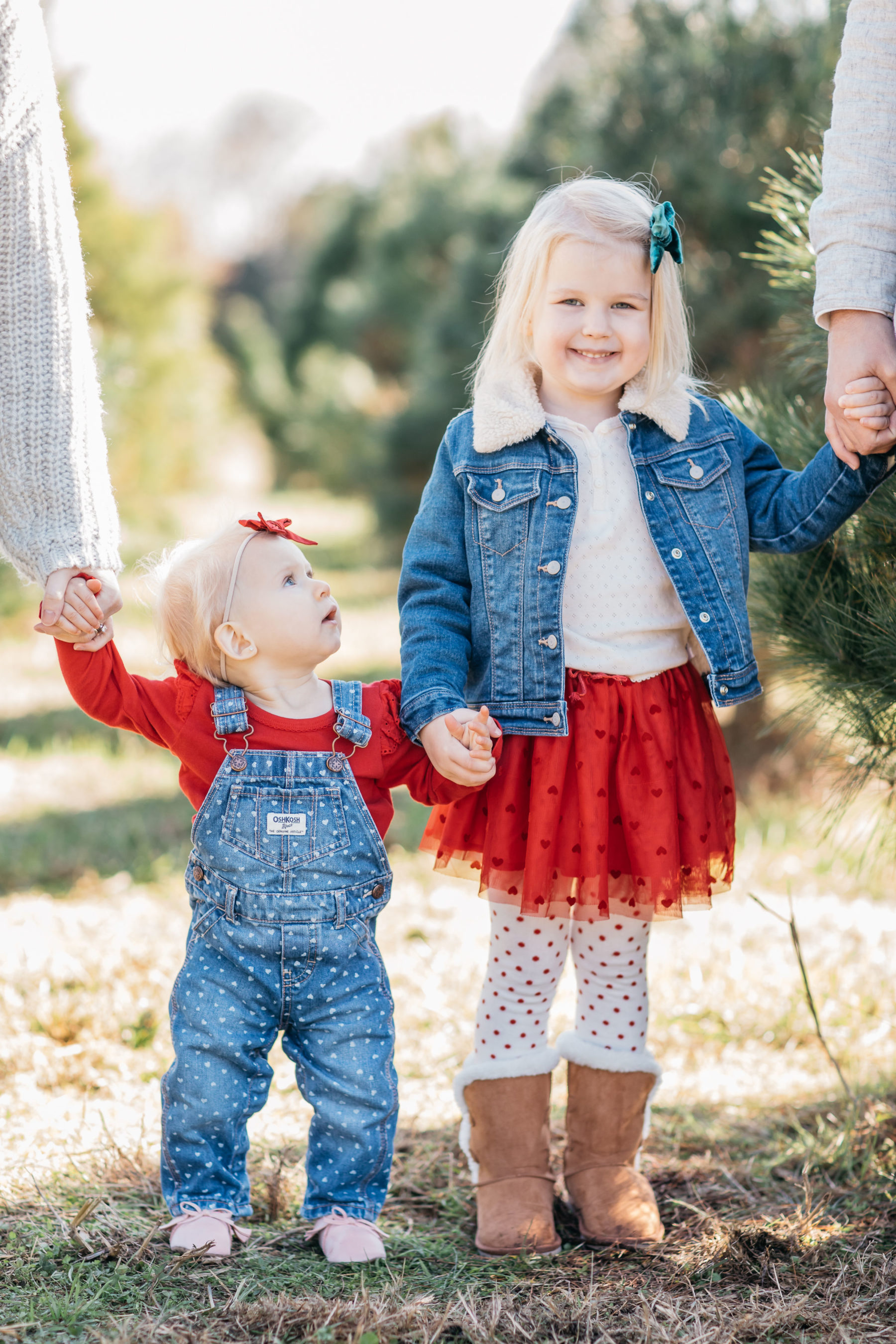 Kids Christmas Photo Ideas featured on Nashville Baby Guide!