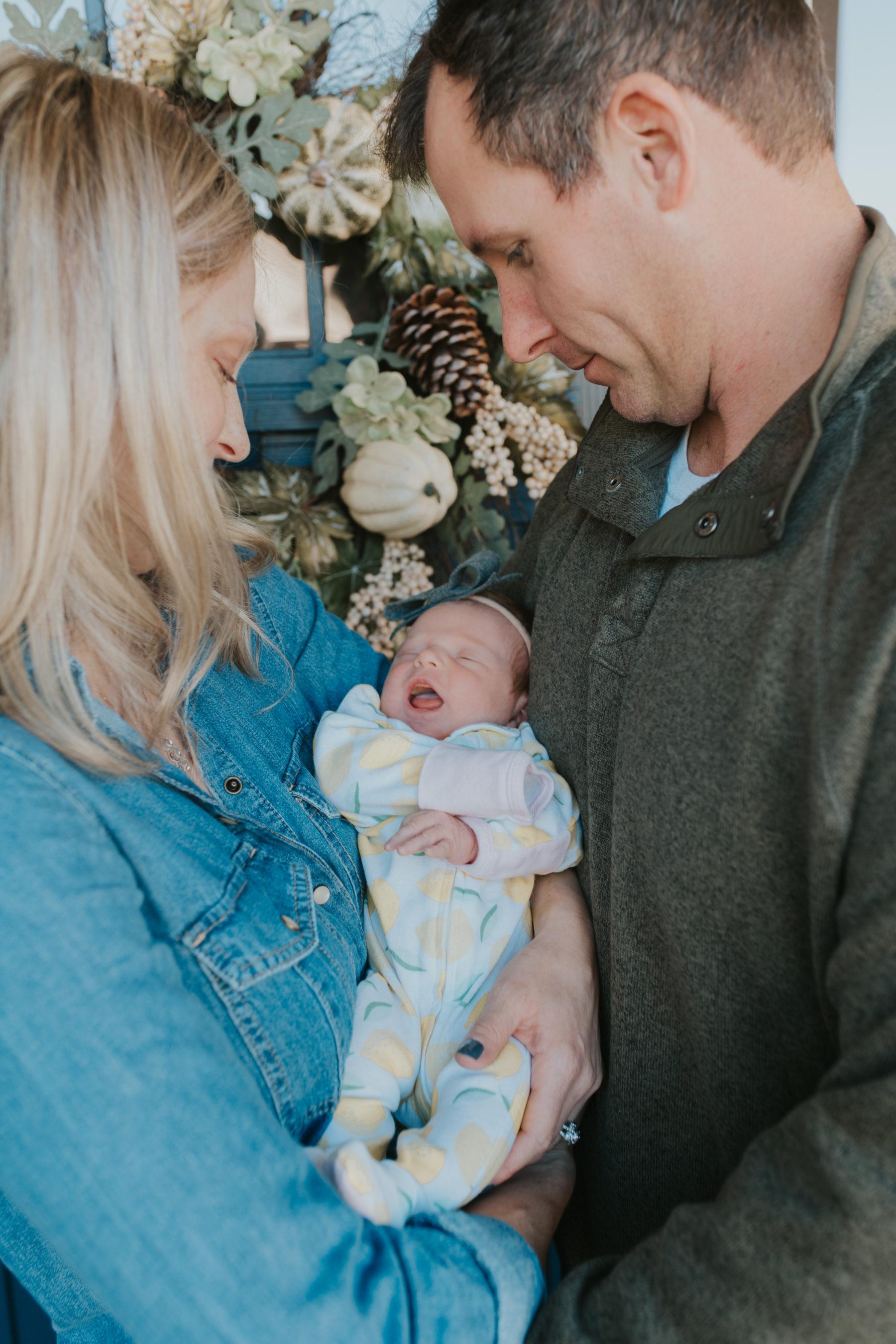 Nashville Family Photographer Newborn Session