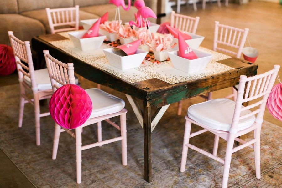 First Birthday Party Checklist from Southern Event Party Rentals featured on Nashville Bride Guide
