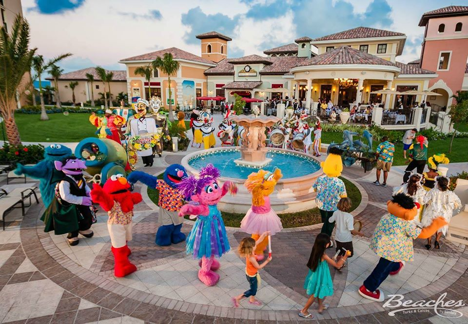 Top 10 Reasons to Family Vacation at Beaches Turks