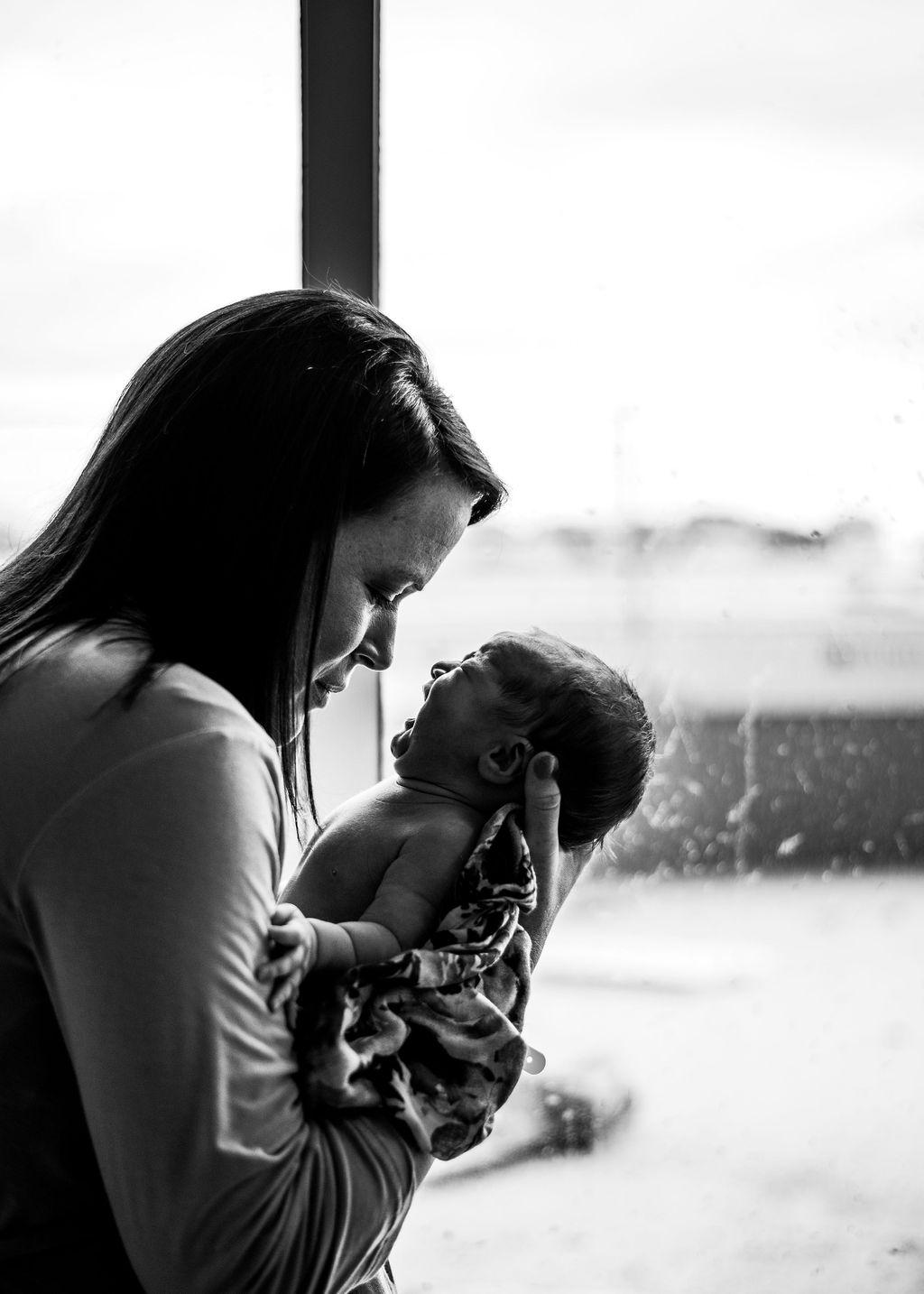 Fresh48 Newborn Photography by HaleyClare Photography