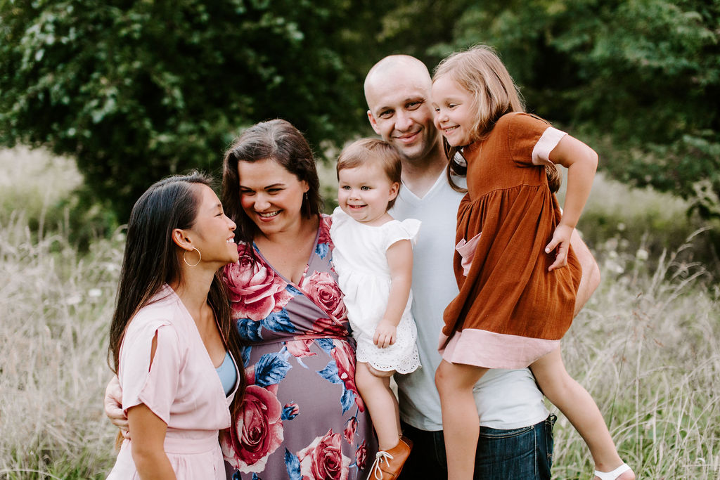 Maternity and Family Photos featured on Nashville Bride Guide