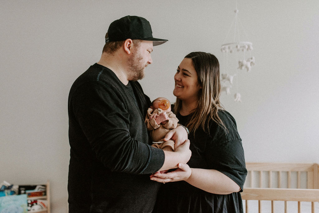 Nashville newborn photography featured on Nashville Bride Guide