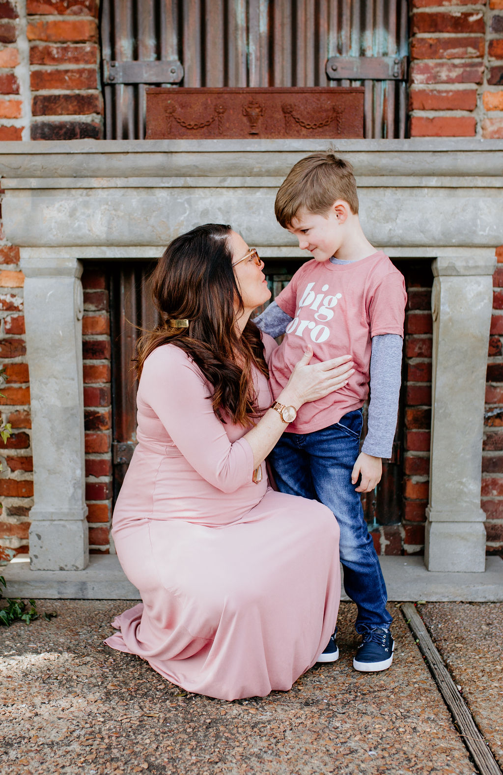Kelsey Leigh Photography: Modern Pink Baby Shower from Ninth & Everett
