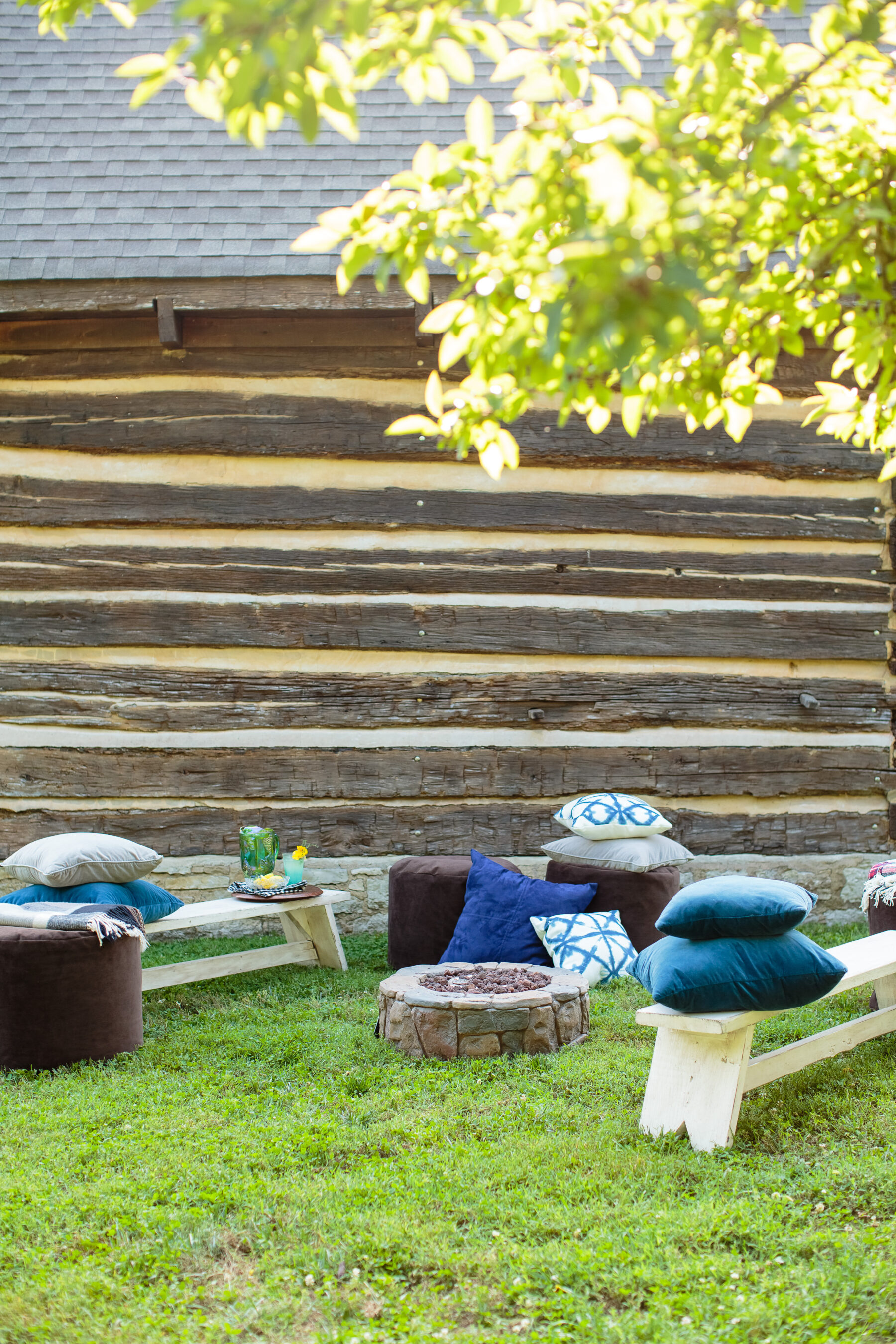 Father's Day Backyard Party Ideas from Southern Events featured on Nashville Baby Guide