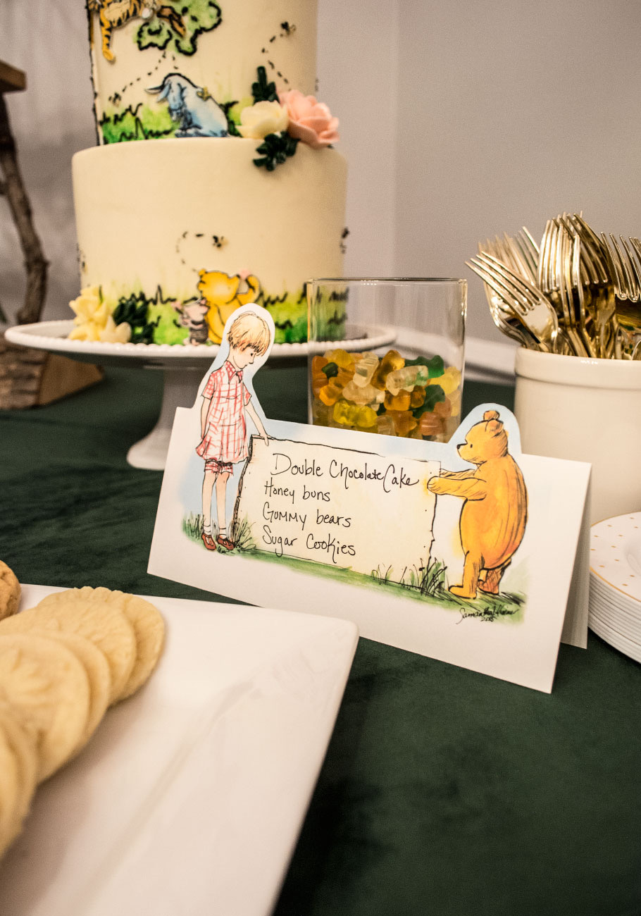 Winnie The Pooh Party Ideas Disney Party Ideas At Birthday In A Box