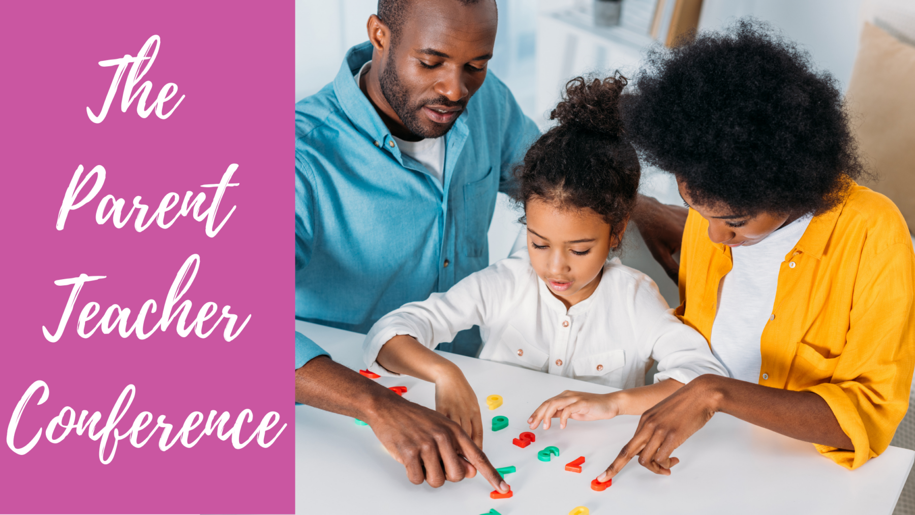 Piece of Mind Events Upcoming Parent Teacher Conference