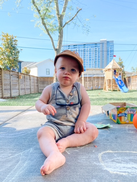 Shades of Blue First Birthday featured on Nashville Baby Guide