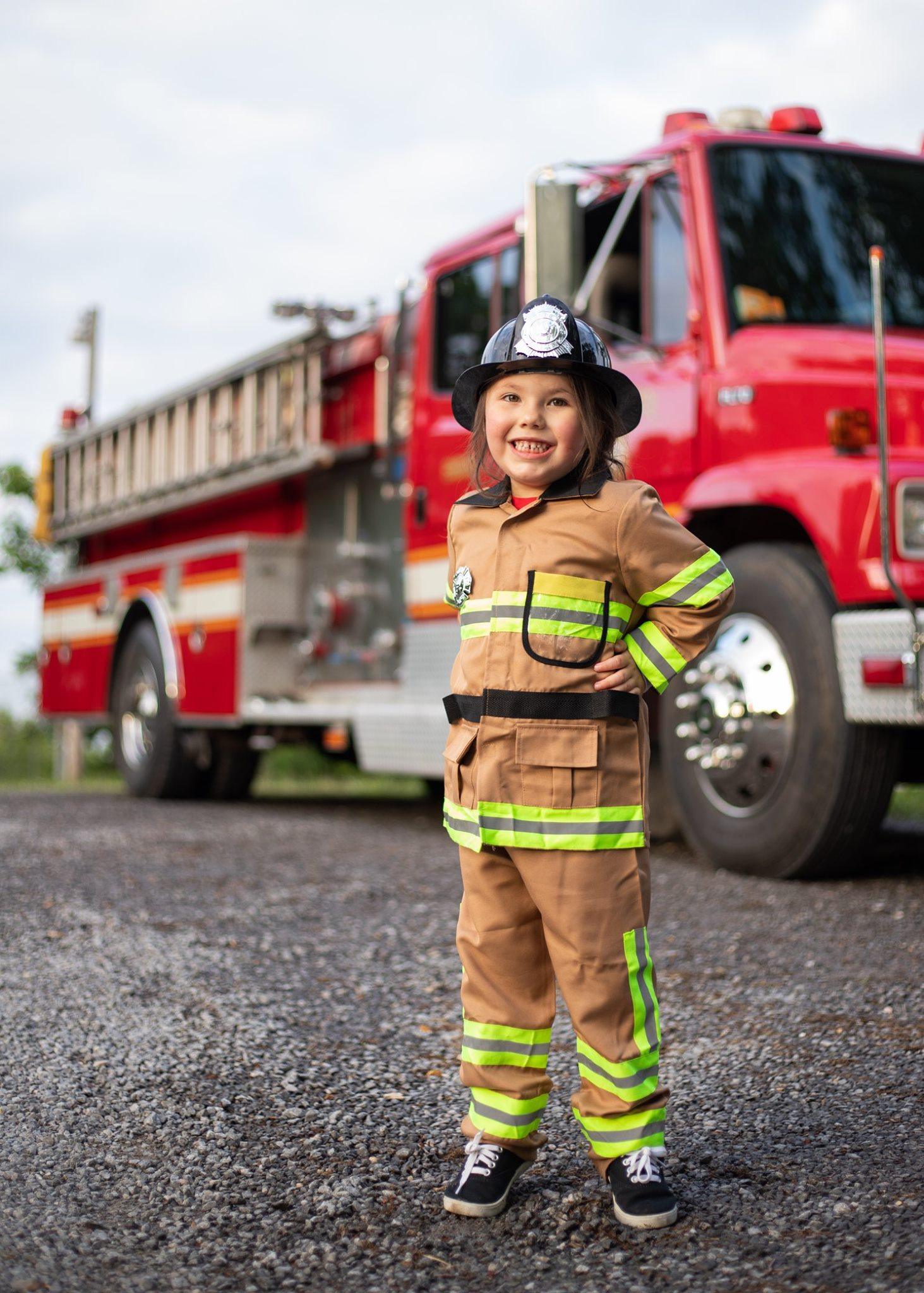 Little Firefighter photo session by Art Inspired Images