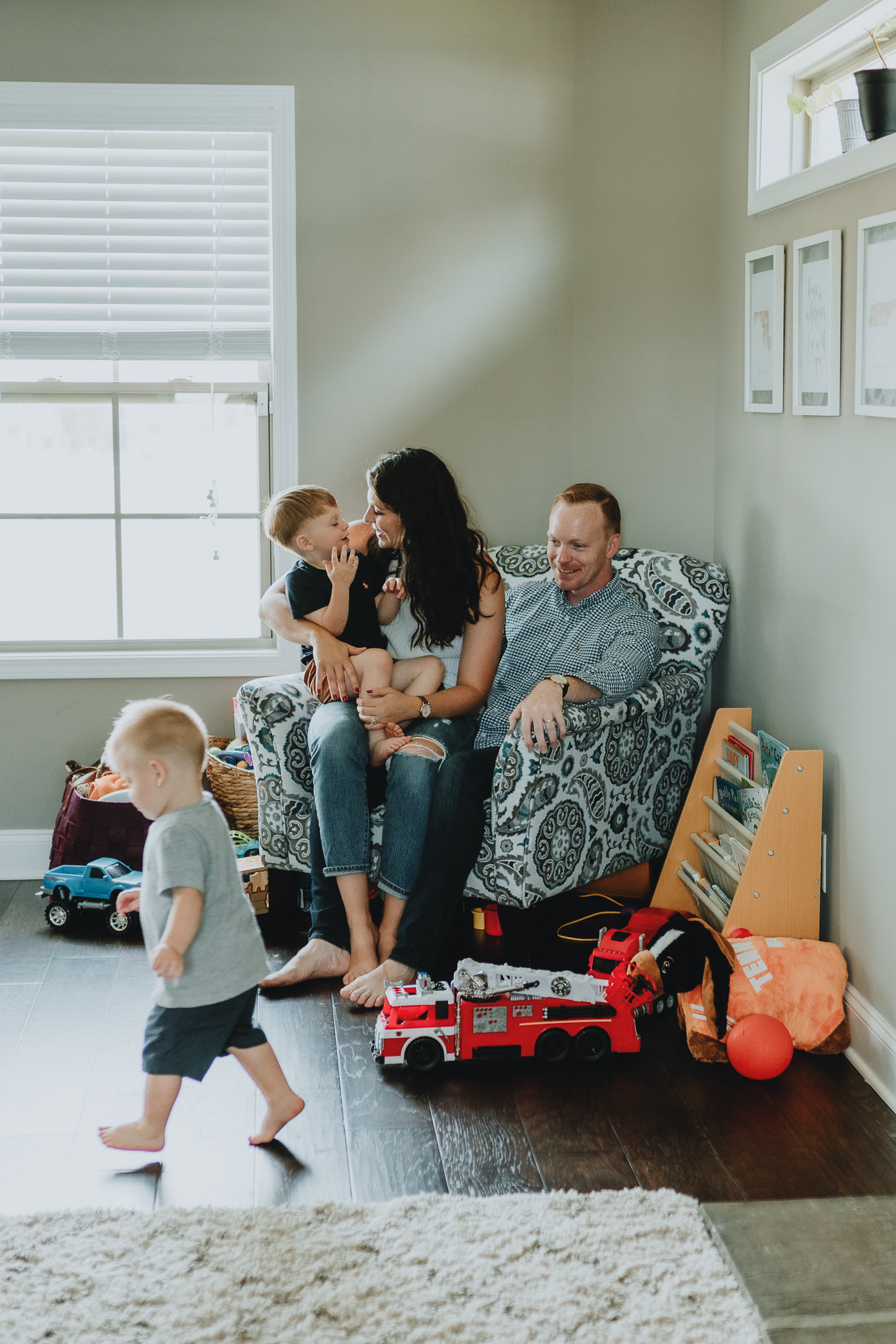 In-home family session | | Nashville Baby Guide