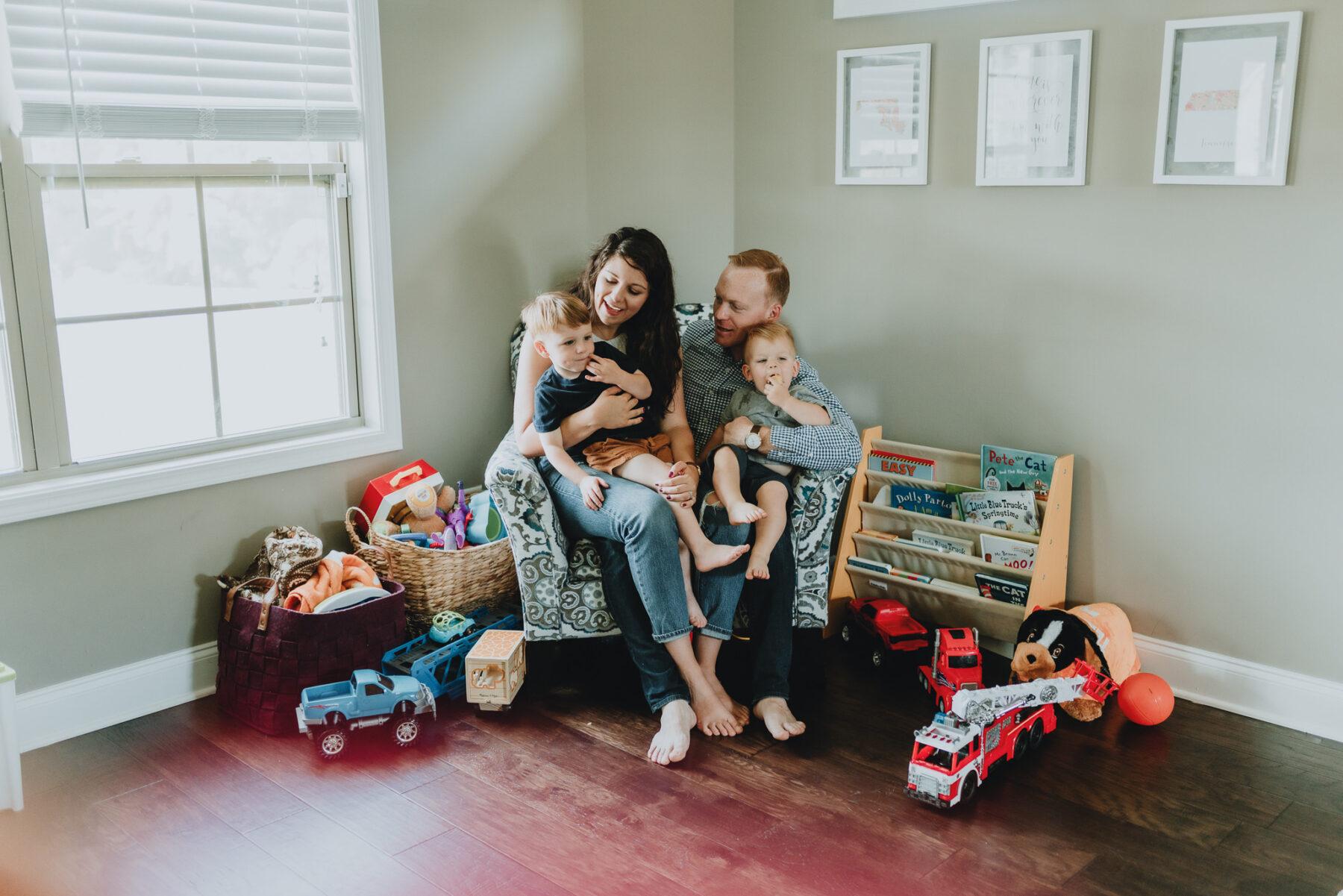 Nashville family photography | Nashville Baby Guide