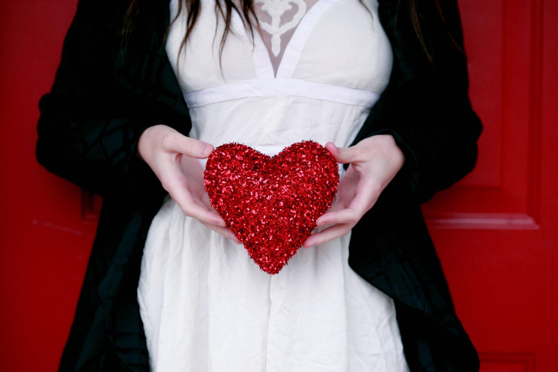 Valentine's Day Baby Shower Ideas featured on Nashville Baby Guide