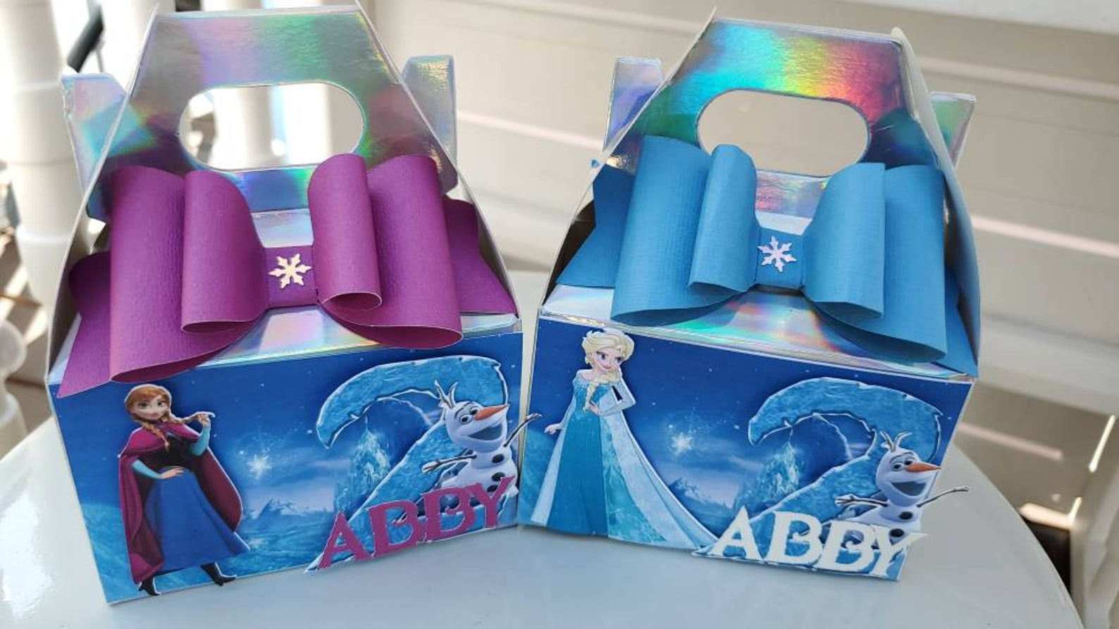 Frozen Birthday Party Ideas featured on Nashville Bride Guide