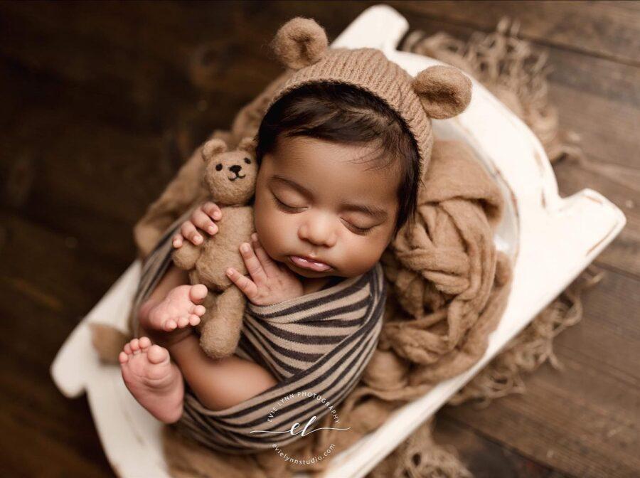 Nashville Newborn Photographer Evie Lynn Photography
