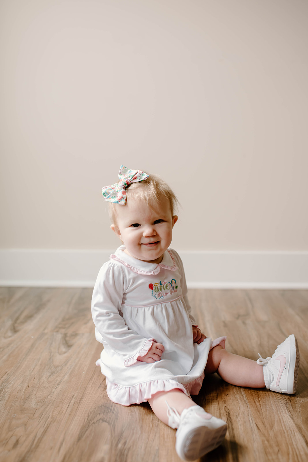 Lucky Charm Themed First Birthday Photo Session | Nashville Baby Guide