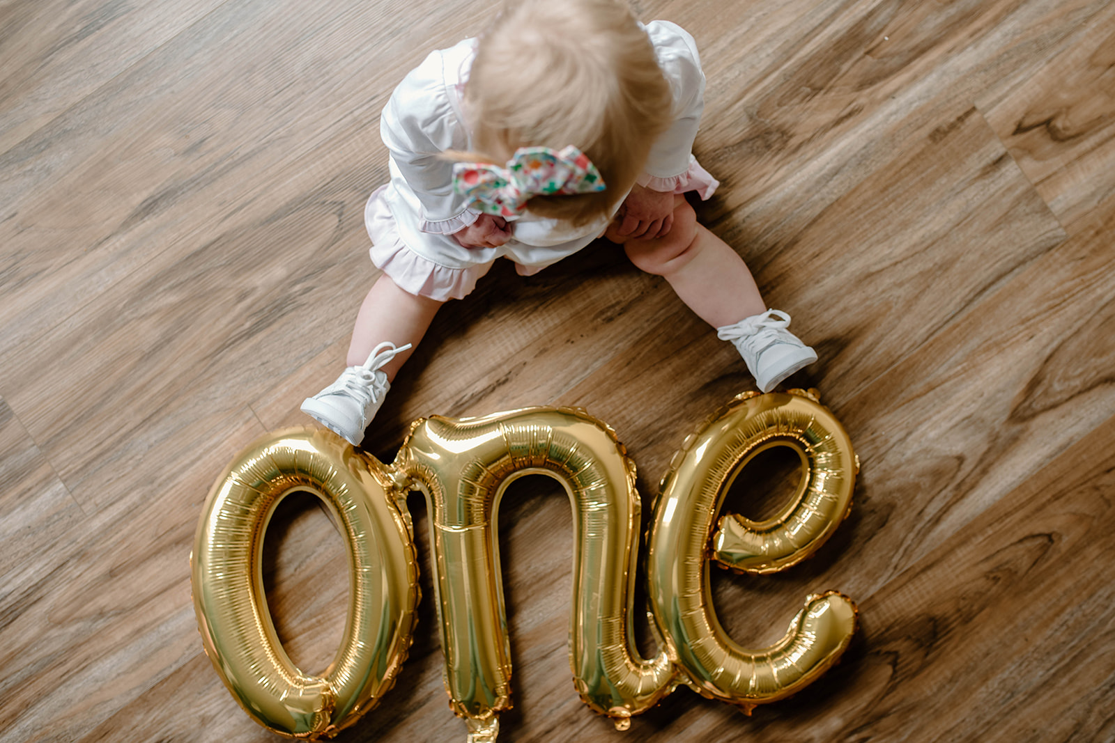 Lucky Charm Themed First Birthday Photo Session   Nashville Baby Guide