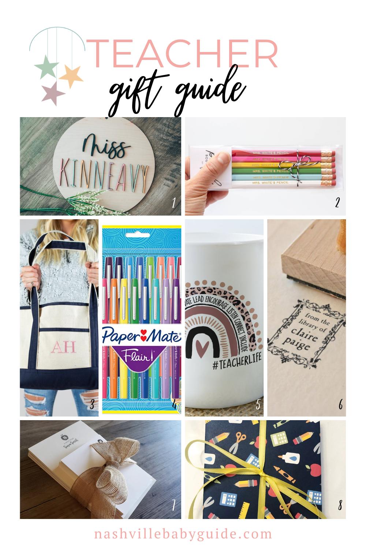 Teacher Gift Guide Ideas   Nashville Bride Guide