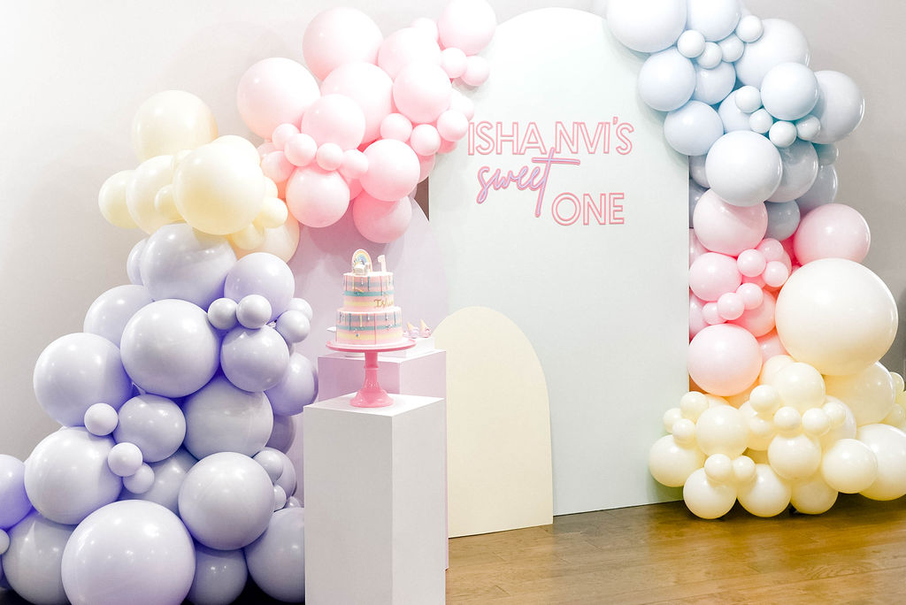 Sweet One First Birthday Party Inspiration | Nashville Baby Guide