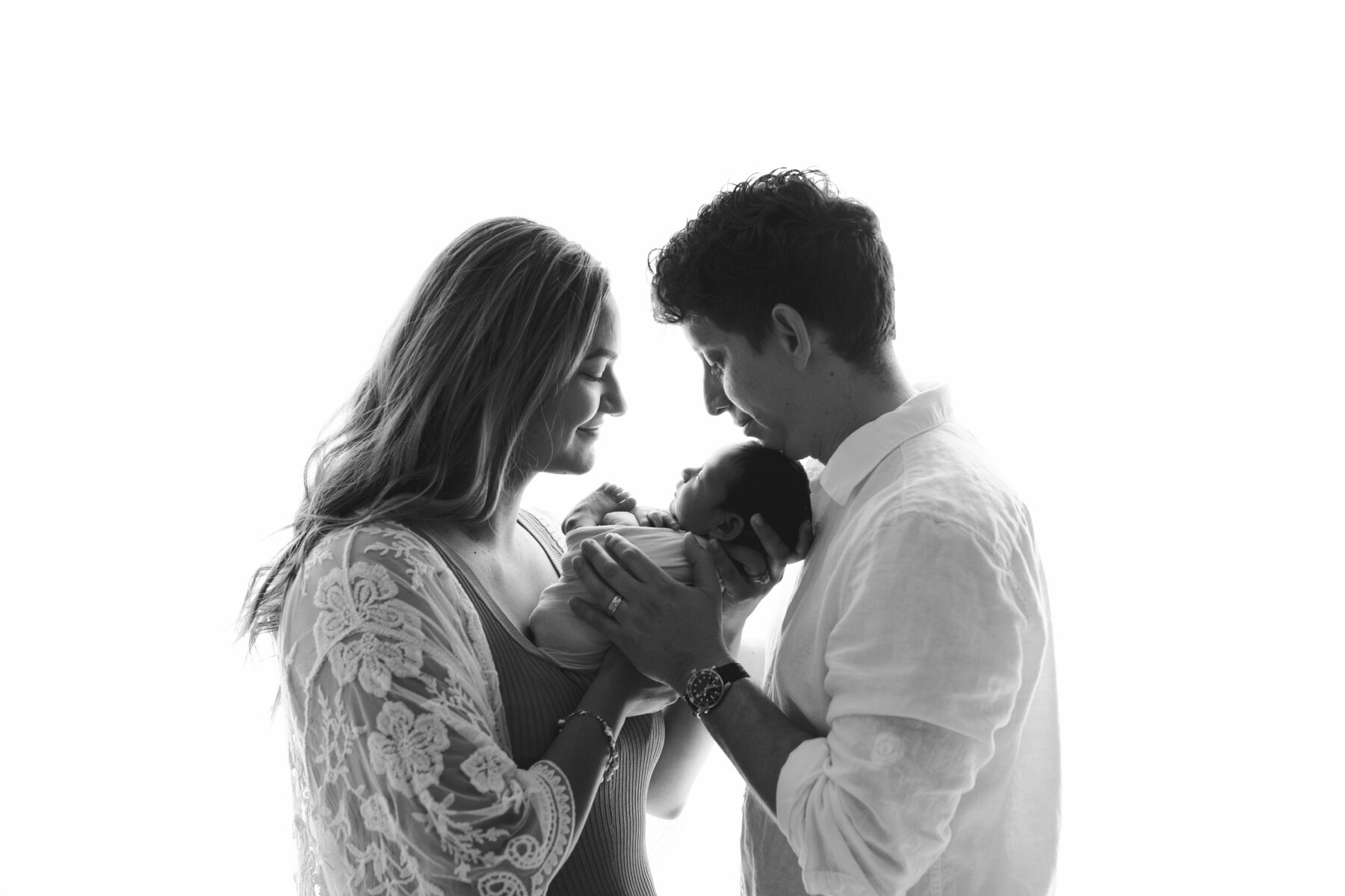 Newborn session with Evie Lynn Photography | Nashville Baby Guide