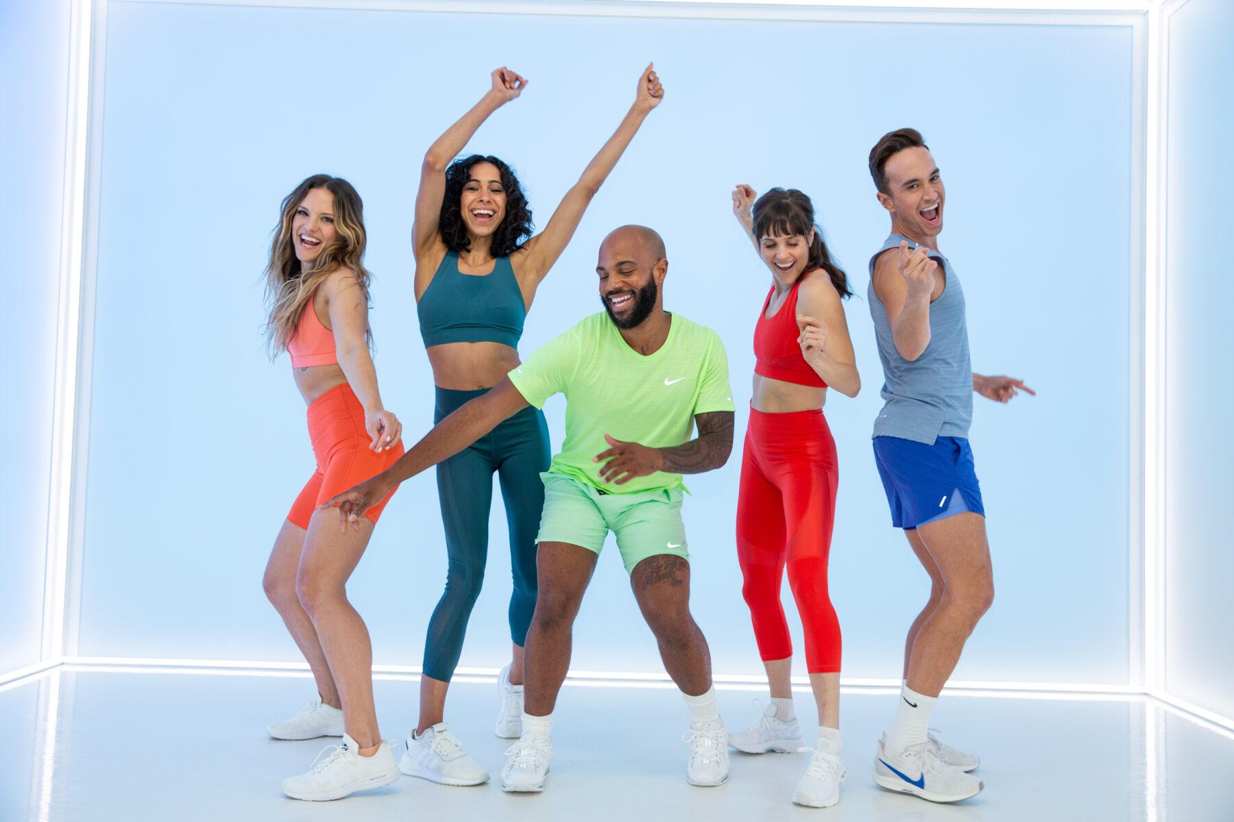 online fitness platform