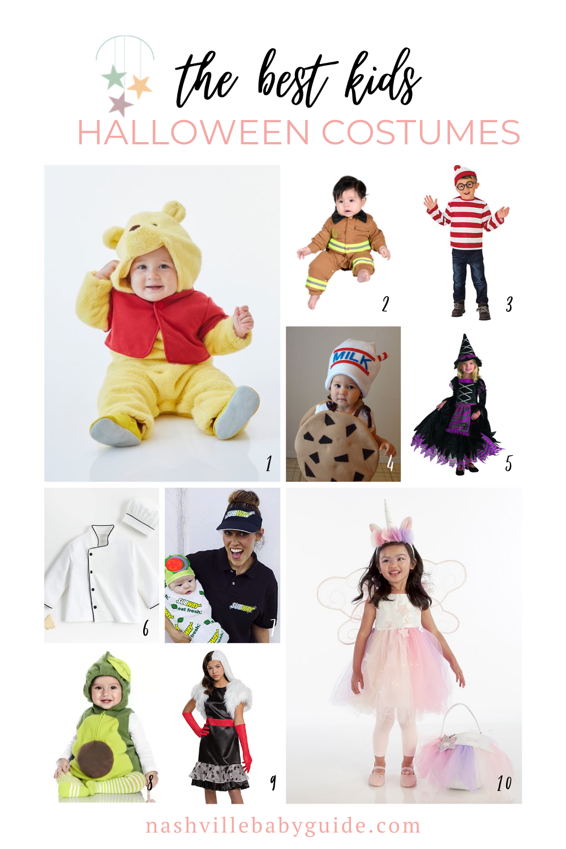 Kids Halloween Costume Ideas | Nashville Bride Guide